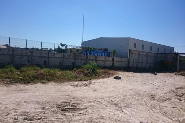 Foto de terreno habitacional en venta en kilometro 11.5 , isla del carmen 2000, carmen, campeche, 14037079 No. 01