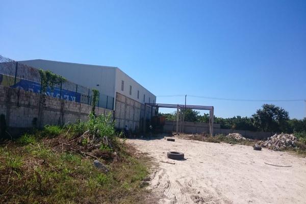 Foto de terreno habitacional en venta en kilometro 11.5 , isla del carmen 2000, carmen, campeche, 14037079 No. 03