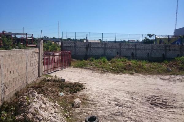 Foto de terreno habitacional en venta en kilometro 11.5 , isla del carmen 2000, carmen, campeche, 14037079 No. 05