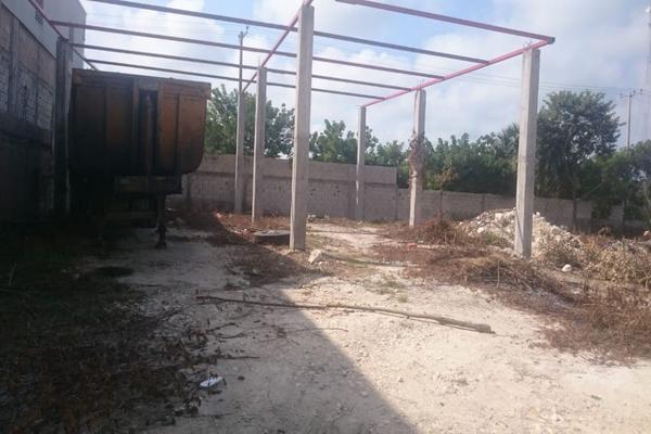 Foto de terreno habitacional en venta en kilometro 11.5 , isla del carmen 2000, carmen, campeche, 14037079 No. 06