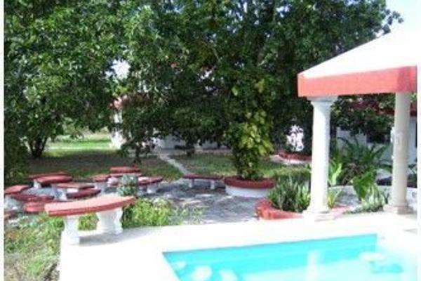 Foto de rancho en venta en kilometro 13.5 carretera mérida hunucma , caucel, mérida, yucatán, 8849435 No. 04