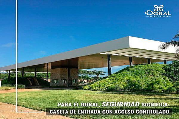 Foto de terreno habitacional en venta en kilometro 15 carretera merida-progreso , club de golf la ceiba, mérida, yucatán, 14027410 No. 01