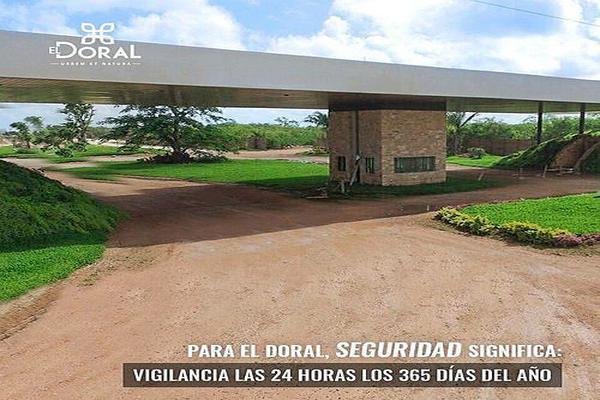 Foto de terreno habitacional en venta en kilometro 15 carretera merida-progreso , club de golf la ceiba, mérida, yucatán, 14027410 No. 02