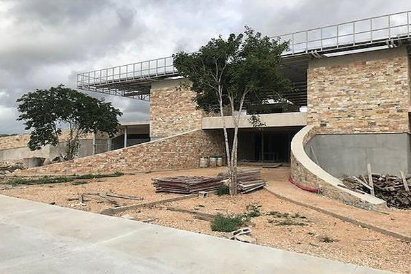 Foto de terreno habitacional en venta en kilometro 15 carretera merida-progreso , club de golf la ceiba, mérida, yucatán, 14027410 No. 05