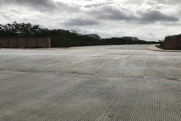 Foto de terreno habitacional en venta en kilometro 15 carretera merida-progreso , club de golf la ceiba, mérida, yucatán, 14027410 No. 07