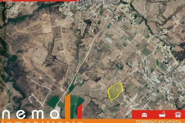 Foto de terreno comercial en venta en kilómetro 18 carretera federal puebla-atlixco , santa isabel cholula, santa isabel cholula, puebla, 8844344 No. 01