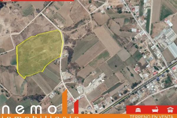 Foto de terreno comercial en venta en kilómetro 18 carretera federal puebla-atlixco , santa isabel cholula, santa isabel cholula, puebla, 8844344 No. 02