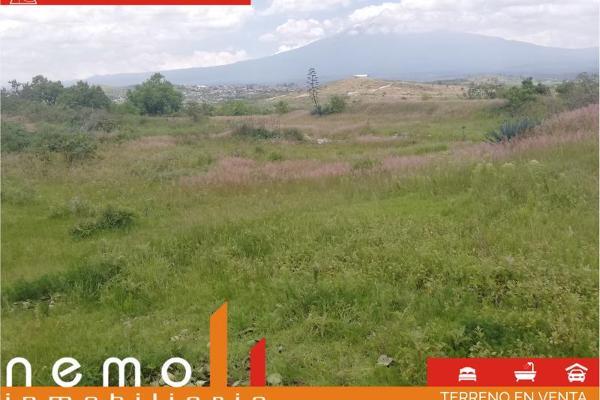Foto de terreno comercial en venta en kilómetro 18 carretera federal puebla-atlixco , santa isabel cholula, santa isabel cholula, puebla, 8844344 No. 03