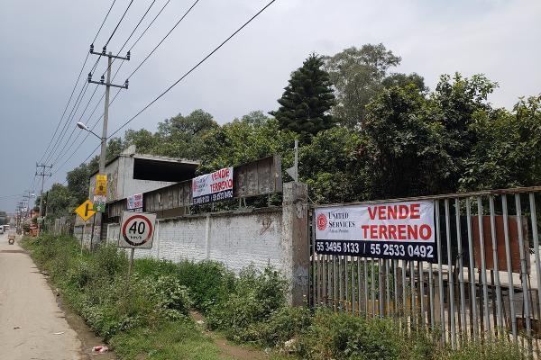 Foto de terreno habitacional en venta en kilometro 24.200 , la paz, texcoco, méxico, 5451489 No. 03