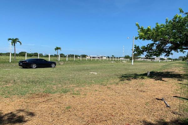Foto de terreno habitacional en venta en kilometro 26, carretera carmen puerto real , isla de tris, carmen, campeche, 14037099 No. 05