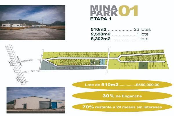 Foto de terreno industrial en venta en kilometro 30.9 carretera a monclova , mina, mina, nuevo león, 8867922 No. 02