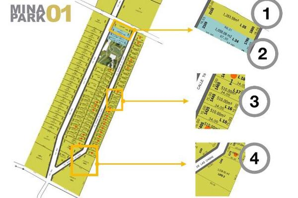 Foto de terreno industrial en venta en kilometro 30.9 carretera a monclova , mina, mina, nuevo león, 8867922 No. 03