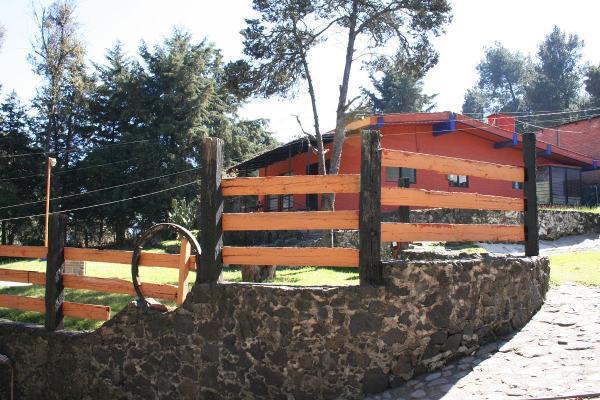 Foto de rancho en venta en kilometro 31 carretera fed mx-cuernavaca , colinas del ajusco, tlalpan, df / cdmx, 6206891 No. 01