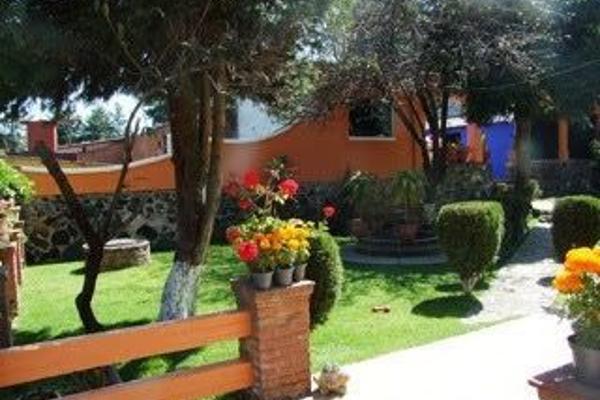 Foto de rancho en venta en kilometro 31 carretera fed mx-cuernavaca , colinas del ajusco, tlalpan, df / cdmx, 6206891 No. 03