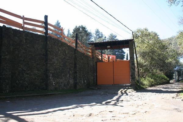 Foto de rancho en venta en kilometro 31 carretera fed mx-cuernavaca , colinas del ajusco, tlalpan, df / cdmx, 6206891 No. 07