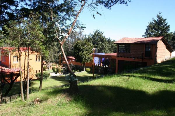 Foto de rancho en venta en kilometro 31 carretera fed mx-cuernavaca , colinas del ajusco, tlalpan, df / cdmx, 6206891 No. 09