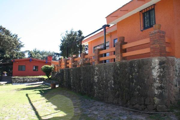 Foto de rancho en venta en kilometro 31 carretera fed mx-cuernavaca , colinas del ajusco, tlalpan, df / cdmx, 6206891 No. 10