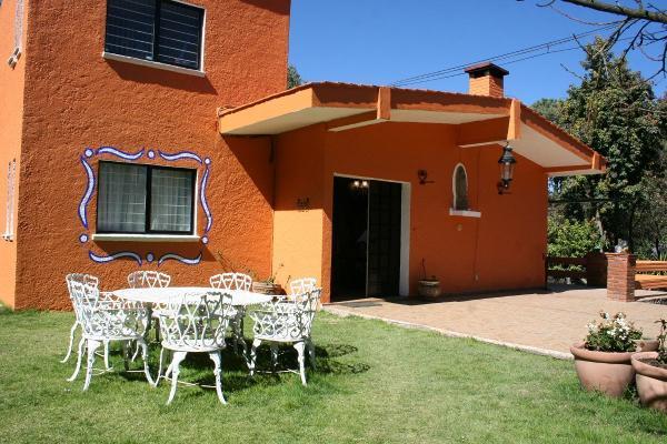Foto de rancho en venta en kilometro 31 carretera fed mx-cuernavaca , colinas del ajusco, tlalpan, df / cdmx, 6206891 No. 12