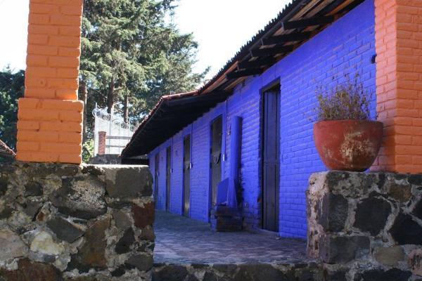 Foto de rancho en venta en kilometro 31 carretera fed mx-cuernavaca , colinas del ajusco, tlalpan, df / cdmx, 6206891 No. 15