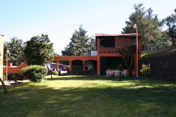 Foto de rancho en venta en kilometro 31 carretera fed mx-cuernavaca , colinas del ajusco, tlalpan, df / cdmx, 6206891 No. 17