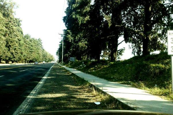 Foto de terreno habitacional en venta en kilometro 33 carretera mex-cuautla libre , sor juana inés de la cruz, amecameca, méxico, 10423700 No. 01