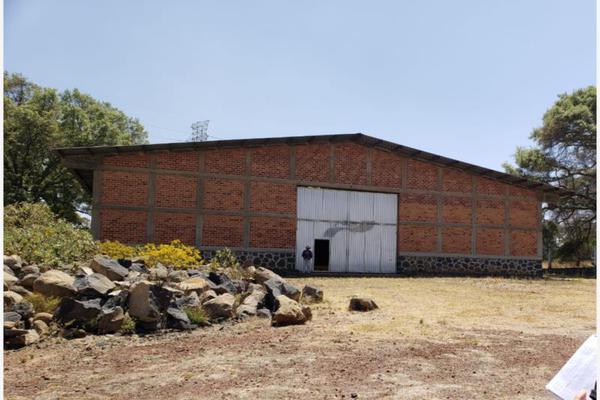 Foto de nave industrial en venta en kilometro 37.5 carretera san bartolo morelos, morelos estado de méxico 001, san bartolo morelos, morelos, méxico, 7238460 No. 01