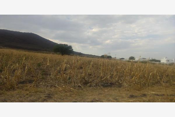 Foto de terreno comercial en venta en kilometro 4 norponiente 1, juriquilla, querétaro, querétaro, 5437519 No. 01