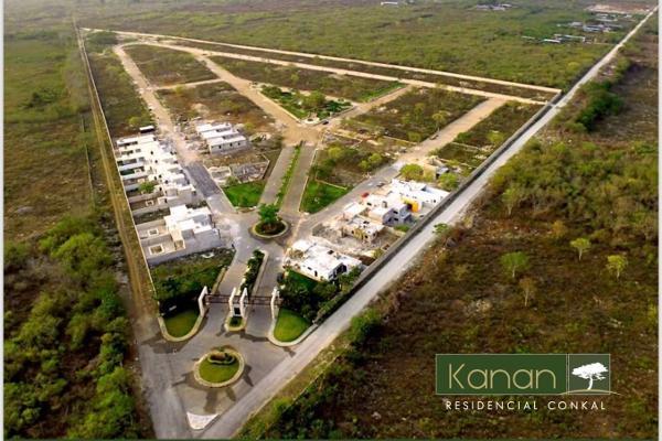 Foto de terreno habitacional en venta en kilometro 7 carretera mérida - motul , conkal, conkal, yucatán, 0 No. 01