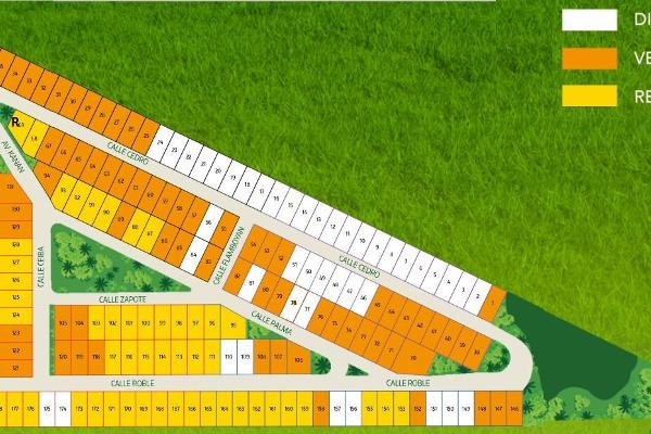 Foto de terreno habitacional en venta en kilometro 7 carretera mérida - motul , conkal, conkal, yucatán, 4676686 No. 03
