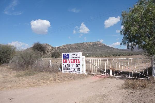 Foto de terreno comercial en venta en carretera querétaro - san luis potosí kilometro 76.9, paredes, san luis de la paz, guanajuato, 2712290 No. 01