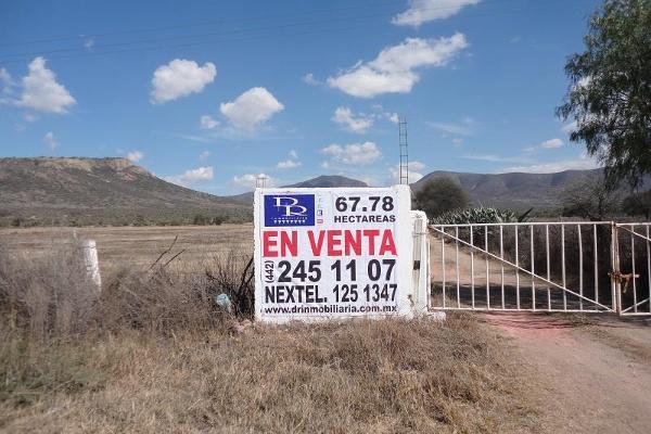 Foto de terreno comercial en venta en carretera querétaro - san luis potosí kilometro 76.9, paredes, san luis de la paz, guanajuato, 2712290 No. 02