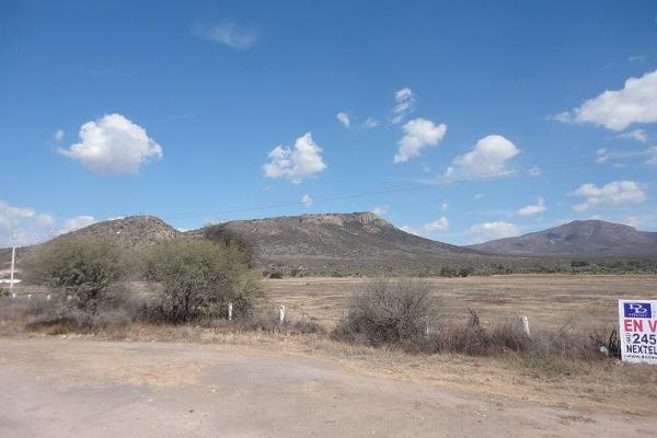 Foto de terreno comercial en venta en carretera querétaro - san luis potosí kilometro 76.9, paredes, san luis de la paz, guanajuato, 2712290 No. 04