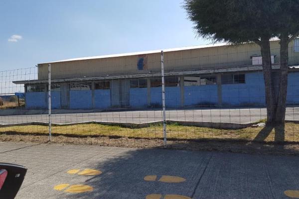 Foto de nave industrial en venta en kilometro 80 lote 3 manzana g, santa maría atexcac, huejotzingo, puebla, 8856972 No. 01