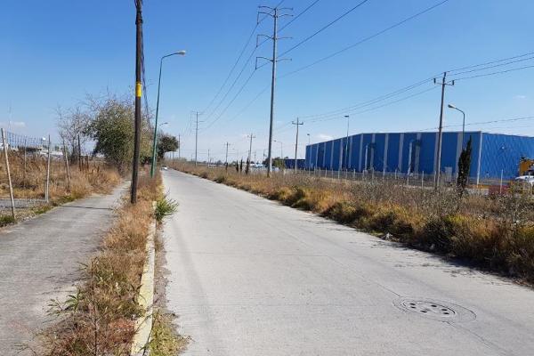Foto de nave industrial en venta en kilometro 80 lote 3 manzana g, santa maría atexcac, huejotzingo, puebla, 8856972 No. 02