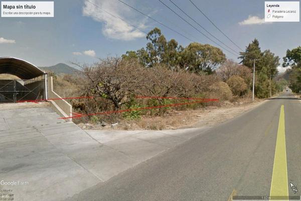 Foto de terreno habitacional en venta en kilometro 88 , totolapan, totolapan, morelos, 14348208 No. 02