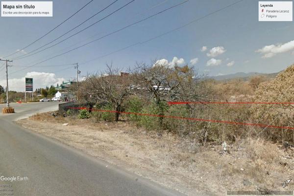 Foto de terreno habitacional en venta en kilometro 88 , totolapan, totolapan, morelos, 14348208 No. 03