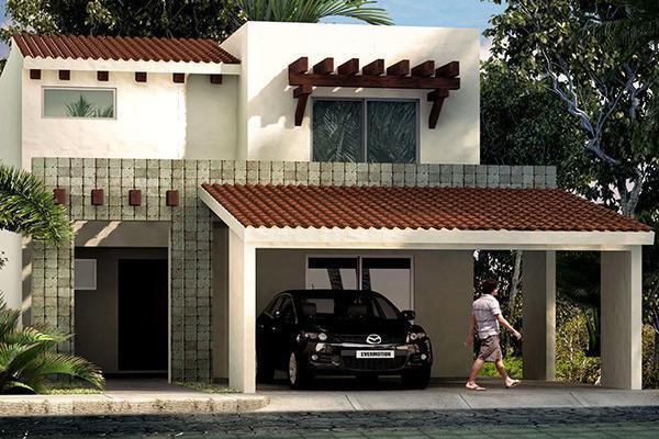 Foto de casa en venta en kilometro 9 , viña del mar, carmen, campeche, 14036779 No. 01