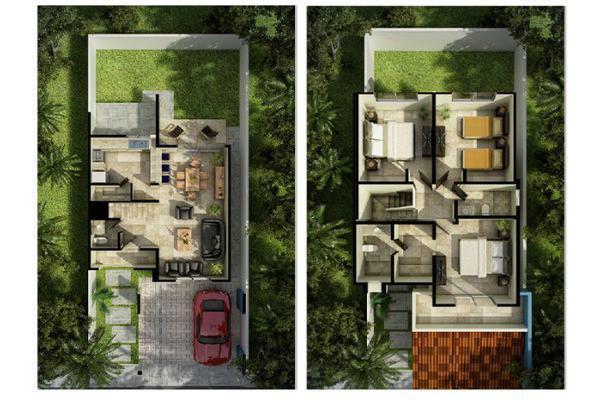 Foto de casa en venta en kilometro 9 , viña del mar, carmen, campeche, 14036779 No. 02