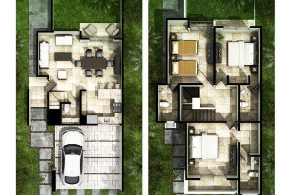 Foto de casa en venta en kilometro 9 , viña del mar, carmen, campeche, 14036783 No. 02