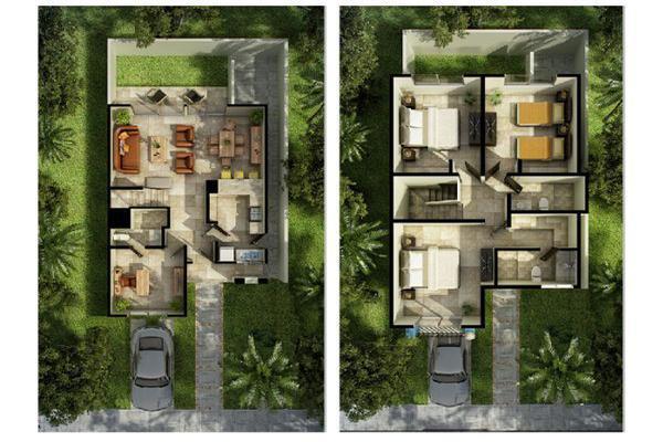 Foto de casa en venta en kilometro 9 , viña del mar, carmen, campeche, 14036787 No. 02