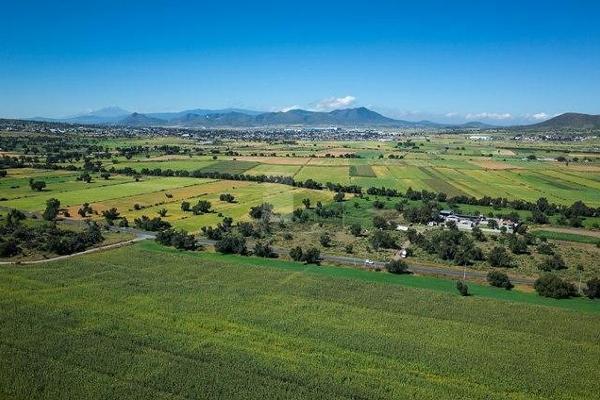 Foto de terreno habitacional en venta en kilometro , las delicias, tepeapulco, hidalgo, 5708985 No. 01