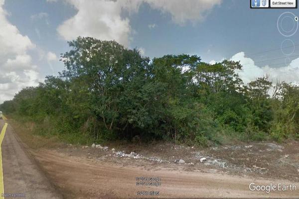 Foto de terreno habitacional en venta en  , kinchil, kinchil, yucatán, 7861165 No. 03
