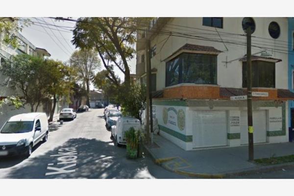 Foto de casa en venta en kioka 0, euzkadi, azcapotzalco, df / cdmx, 12784930 No. 01