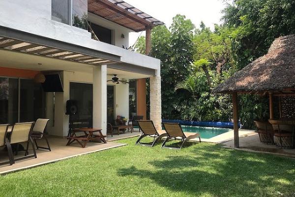 Foto de casa en venta en  , kloster sumiya, jiutepec, morelos, 5671958 No. 01