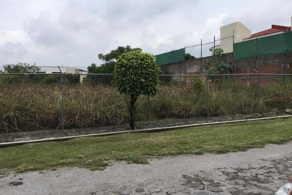 Foto de terreno habitacional en venta en  , kloster sumiya, jiutepec, morelos, 7962011 No. 02