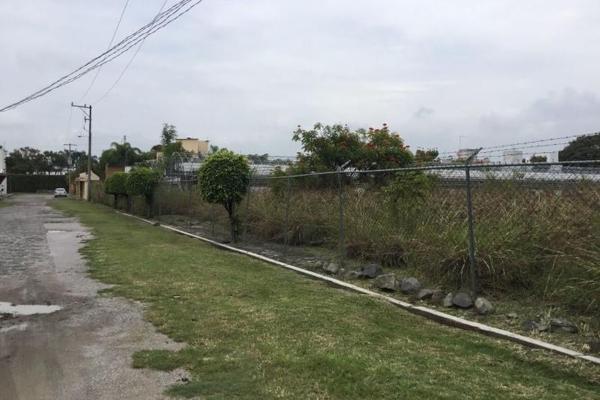 Foto de terreno habitacional en venta en  , kloster sumiya, jiutepec, morelos, 7962011 No. 03