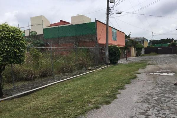 Foto de terreno habitacional en venta en  , kloster sumiya, jiutepec, morelos, 7962011 No. 04