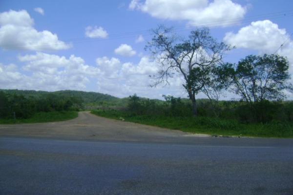 Foto de terreno comercial en venta en carretera camp-merida kilometro 59, san pedro, tenabo, campeche, 2687789 No. 01