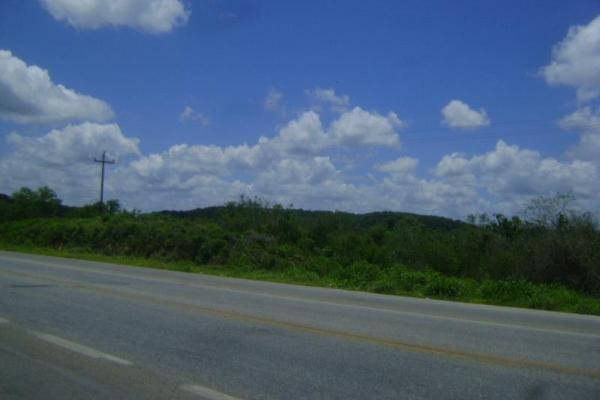 Foto de terreno comercial en venta en carretera camp-merida kilometro 59, san pedro, tenabo, campeche, 2687789 No. 09