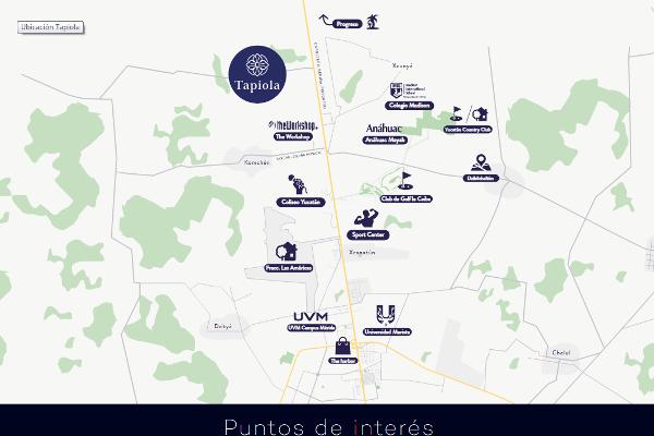 Foto de terreno habitacional en venta en  , komchen, mérida, yucatán, 14027926 No. 02